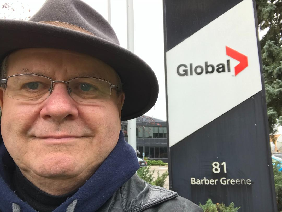 "On Friday I drove up to the @GlobalTV studios to hand deliver promotional copies of ""Saving Tiberius"" in hopes of being interviewed on the @morningshowca #WritingCommunity #books #book #Cats https://t.co/1m61rpvEql"