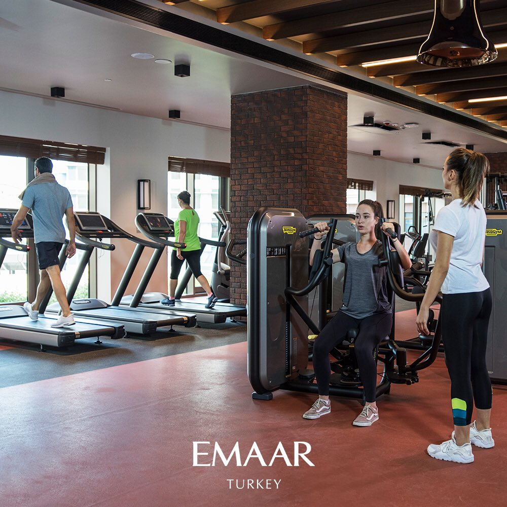 Visit Emaar Fitside at Emaar Square Residences. Get in shape while having a good time. #Emaar #Istanbul #Fitness https://t.co/eXYwvPqFJj