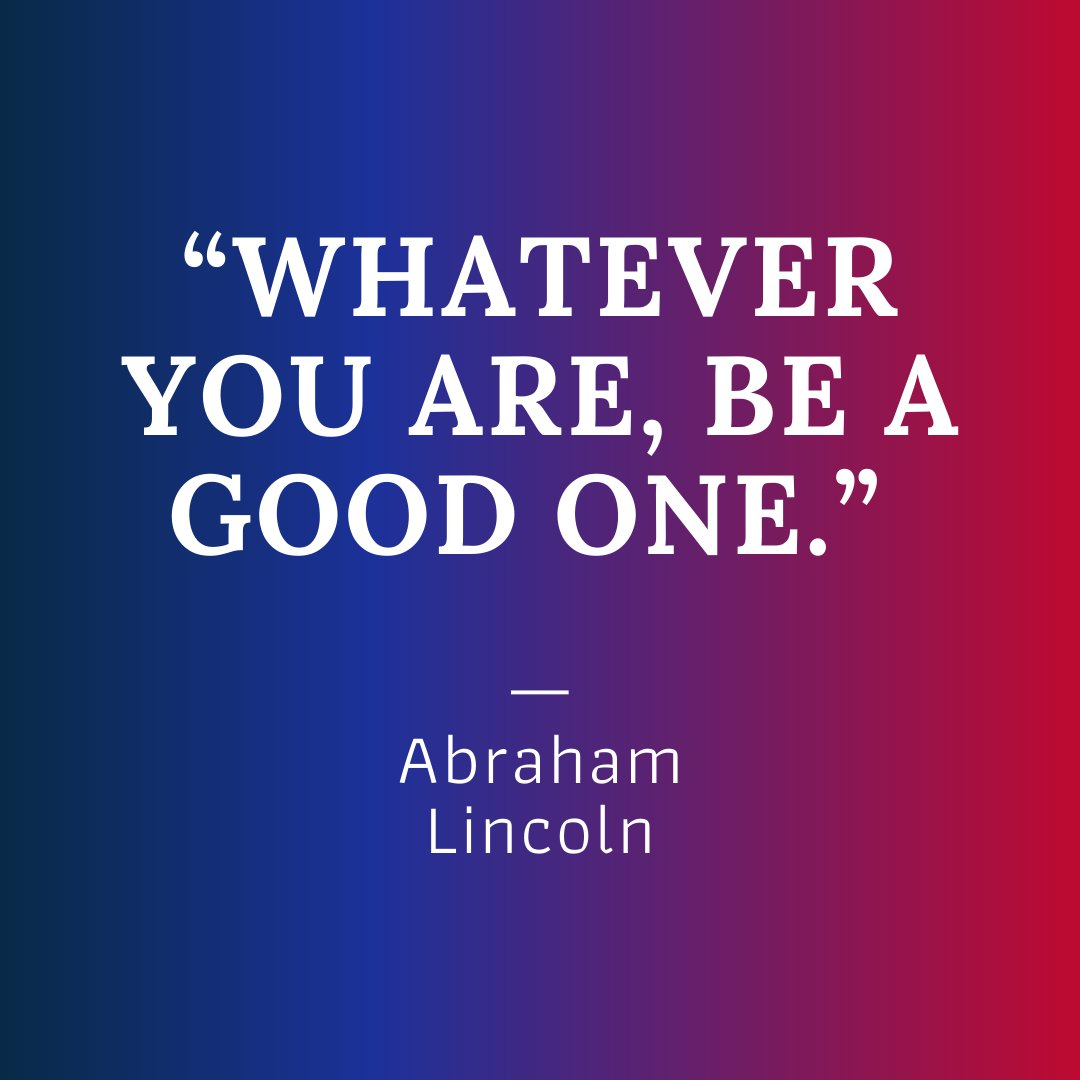 """Whatever you are, be a good one."" ― Abraham Lincoln #FreedomFitness #CorpusChristi #Fitness #Gym #LocalGym #Corpus #CorpusFitness #LocalGym https://t.co/cULumPIZVQ"