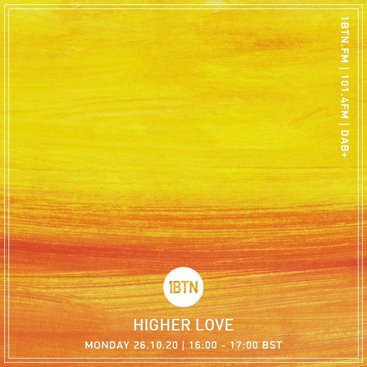Annnnnnd relax. Sunset sounds for an hour on the latest Higher Love show. Today from 4pm on the magnificent @1btnradio  #balearic #electronica #ambient #downtempo #chillout #lounge #sunset https://t.co/LjlQzkvFcO