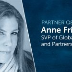 Image for the Tweet beginning: New Partner Q&A: Anne Frisbie,
