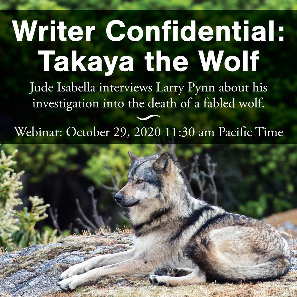 """""""The Lone Wolf Loved to Death,"""" will be published Tuesday. Join us on Thursday, Oct. 29 as we interview the writer  about researching and reporting the story: https://t.co/RqJHgvKMqS https://t.co/u3AHPKOfpx"""