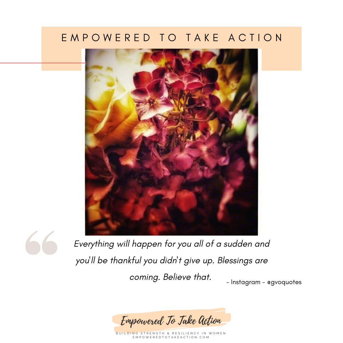 https://t.co/QB8oBrcg6d - Empowered To Take Action Virtual Masterminds starting soon. Take action today!   #inspiration #lifestyle #quote #love #entrepreneur #goals #quotes #photooftheday #business #quoteoftheday #strength https://t.co/cWfRM13s17