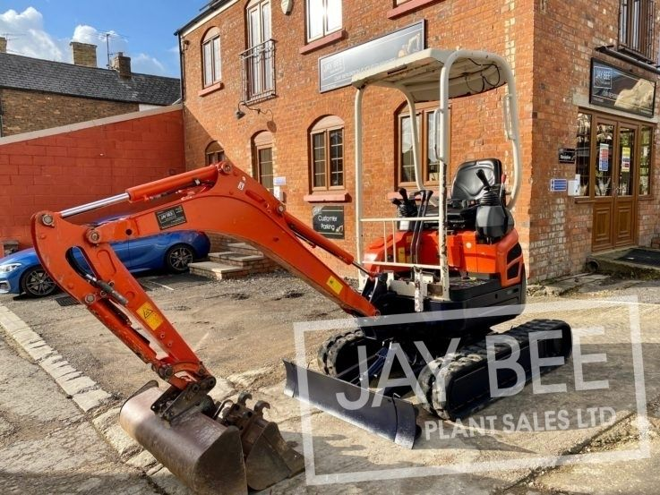 JUST LANDED  2008 #Kubota U15-3 #excavator, zero tail swing, expanding tracks, 2 speed tracking, quick hitch & 3 bkts. Coded keys. Good quality machine.  Hours: 3345  Stock: 5190  Price: £7,997 + VAT  https://t.co/dzgrXc05Q0 https://t.co/fy9job236g