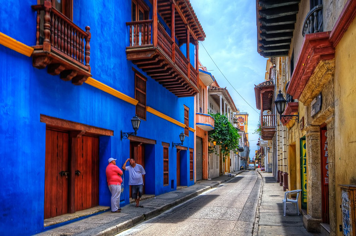 #NewYork to Cartagena, Colombia for only $249 roundtrip with @CopaAirlines #Travel (Nov-Feb dates)  https://t.co/FKWKsrJIG5  Booking link: https://t.co/wIHJ1h5UC8 https://t.co/QHYGxmH5eo