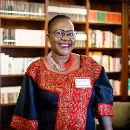 Dr.Malecela is Dir. of the Dept. of Control of NTDs of @WHO, fmr Dir. in @WHOAFRO Office in Congo, &  Dir. Gen. of the National Inst. for Medical Research, Tanzania for 30yrs (the 1st woman in this post) on the immuno-epi of filarial infections & trt programmes. #MedTwitter https://t.co/2ncjH0DBYU