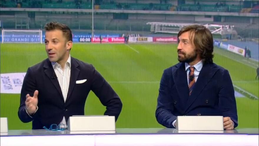 Enligt Sky Sport Italia har Alessandro Del Piero givit Andrea Pirlo rådet att spela med ett 4-2-4 med Federico Chiesa och Dejan Kulusevski till höger och till vänster på flankerna.  #DelPiero #Pirlo #Juventus #Chiesa #Kulusevski https://t.co/PDfAEBzJ7d