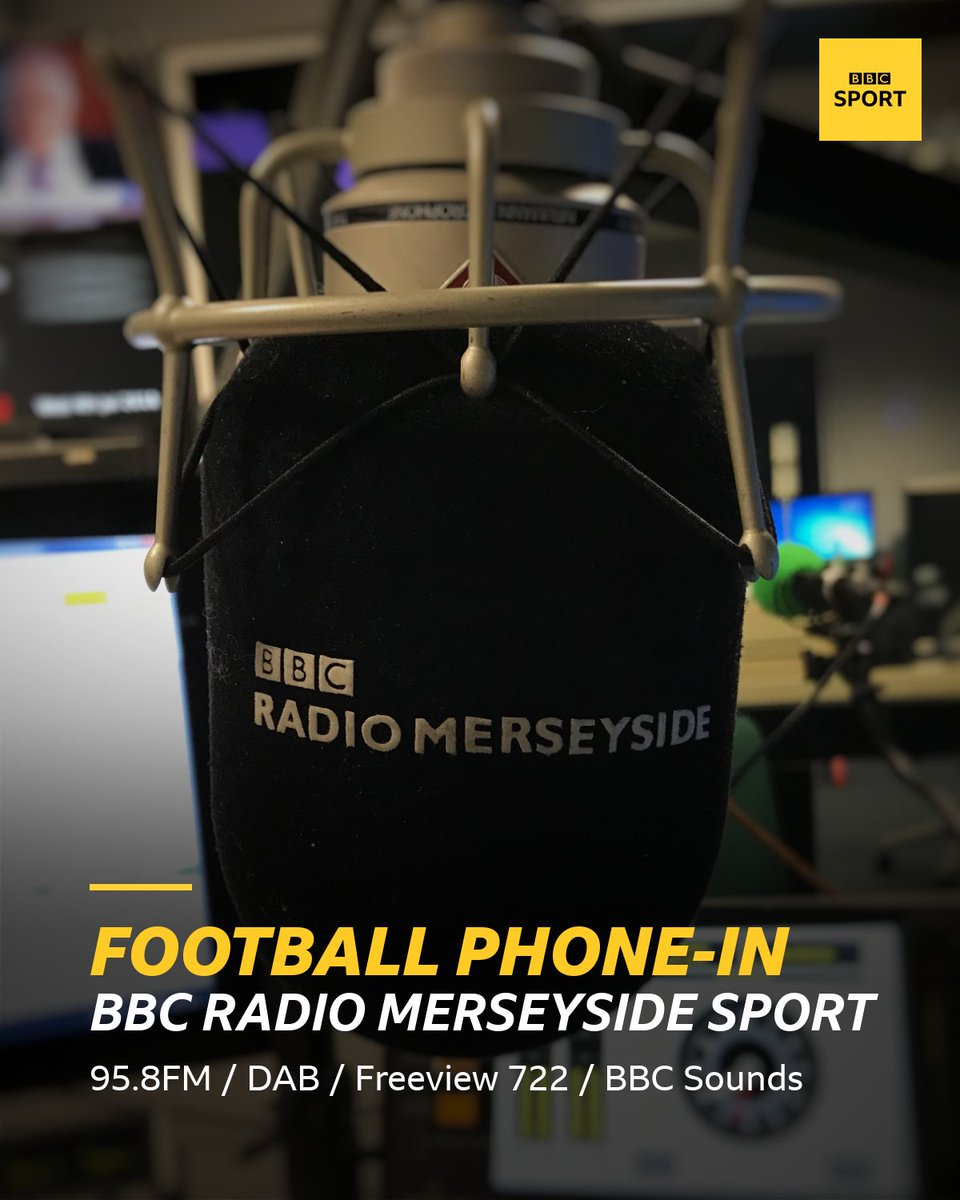 📻 Mike Hughes brings you the Football Phone-In from 6pm  📱 Taking your calls - 0800 731 9333 🗣️ Ben the Red & Kathy the Blue 🔴 #LFC beat #SUFC 2-1 🔵 #EFC's unbeaten start ended at #Saints ⚪️ #TRFC saw off Southend  🔊  95.8FM, DAB, Freeview 722 https://t.co/yqv5kxM5R8 https://t.co/daPMouYDI9