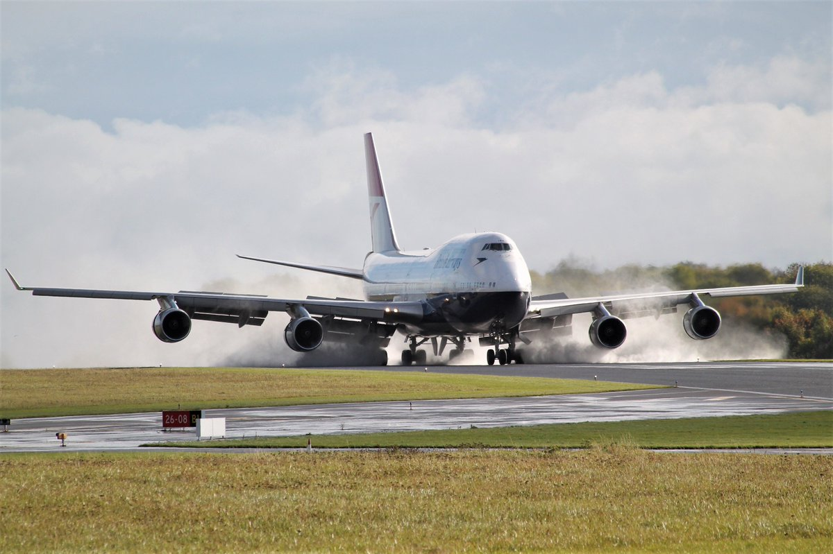 We are thrilled to confirm two of our much loved 747s have found new homes. G-CIVB will be permanently retired at Cotswold Airport and will be open to the public from Spring 21. Whilst G-CIVW will start a new life at Dunsfold Aerodrome, available for training and filming. https://t.co/3mLdw4prsp