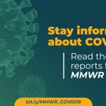 Image for the Tweet beginning: New @CDCMMWR finds that health