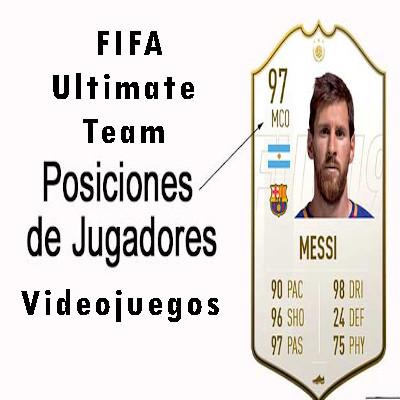 #Posiciones #Fifa #Ultimate Team: Videojuegos https://t.co/iogFMSSJmM @elyex #Jugadores https://t.co/NiFf8Aml7Q
