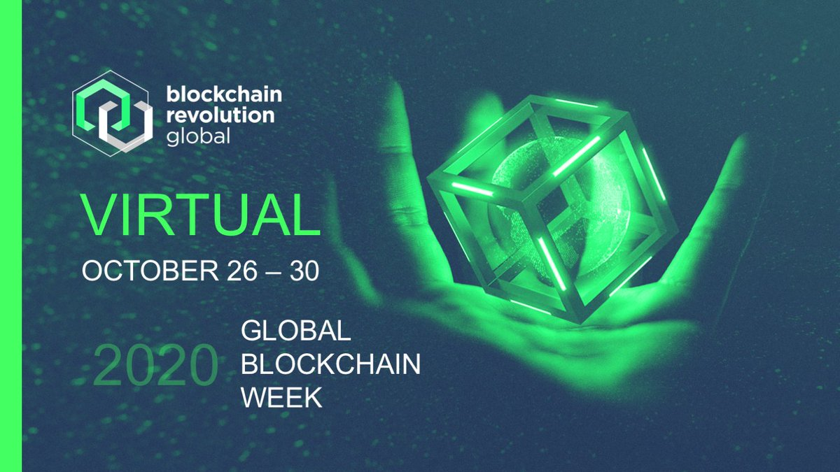 NEM is proud to join @rev_global Blockchain Revolution Global 2020 as a Community Partner. #BRG2020 will run Oct. 26-30 as a premier virtual experience. Register today and use the code 25BRG20 for a 25% discount! https://t.co/k6MpZDj6sr #BRG2020 #GBW2020 #Blockchain #NEM #Symbol https://t.co/DpgXIMSBJB