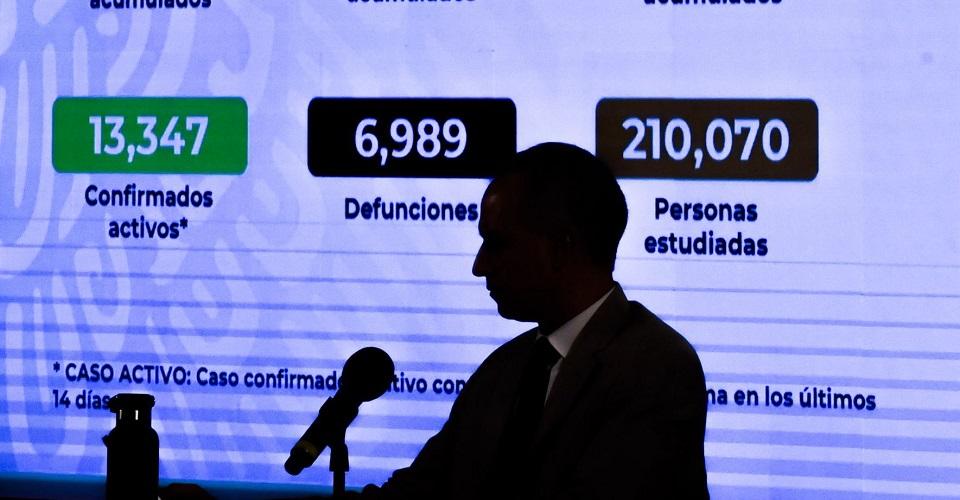 #FelizLunes #QuedateEnCasa #SeamosSolidarios #SusanaDistancia #CuidarteEsCuidarnos #Covid_19 Confirma Gobierno verdadera cifra de muertes por Covid-19 https://t.co/DuHIxUGtc9 https://t.co/toD3dGAY1Q