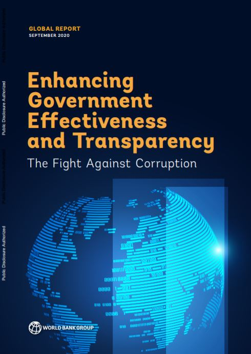 The @WorldBank launched a global report that shows through detailed case studies of the application of various tools and sector approaches that curbing corruption is possible. How has the discourse on corruption evolved? https://t.co/i57RrlFXDI https://t.co/XL5xTZB1A5