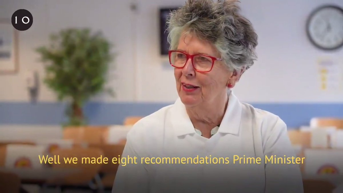 Fantastic to visit the Royal Berkshire Hospital with @PrueLeith today, taking forward her recommendations to improve food in our hospitals. An important step to improve our long-term health.