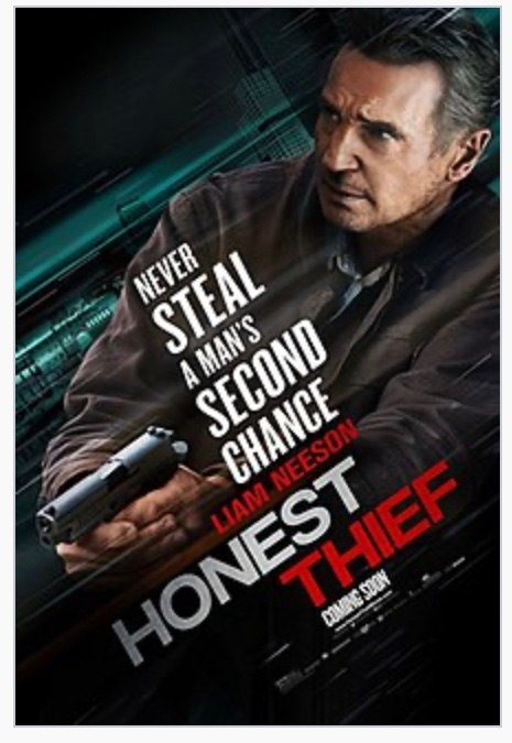 @KimFCoates It was great!  I went to the movies and saw #HonestThief  with #LiamNeeson @katewalsh and @robertpatrickT2   Really good!👊🏾💯💜☘️ https://t.co/O6oBijfrOh