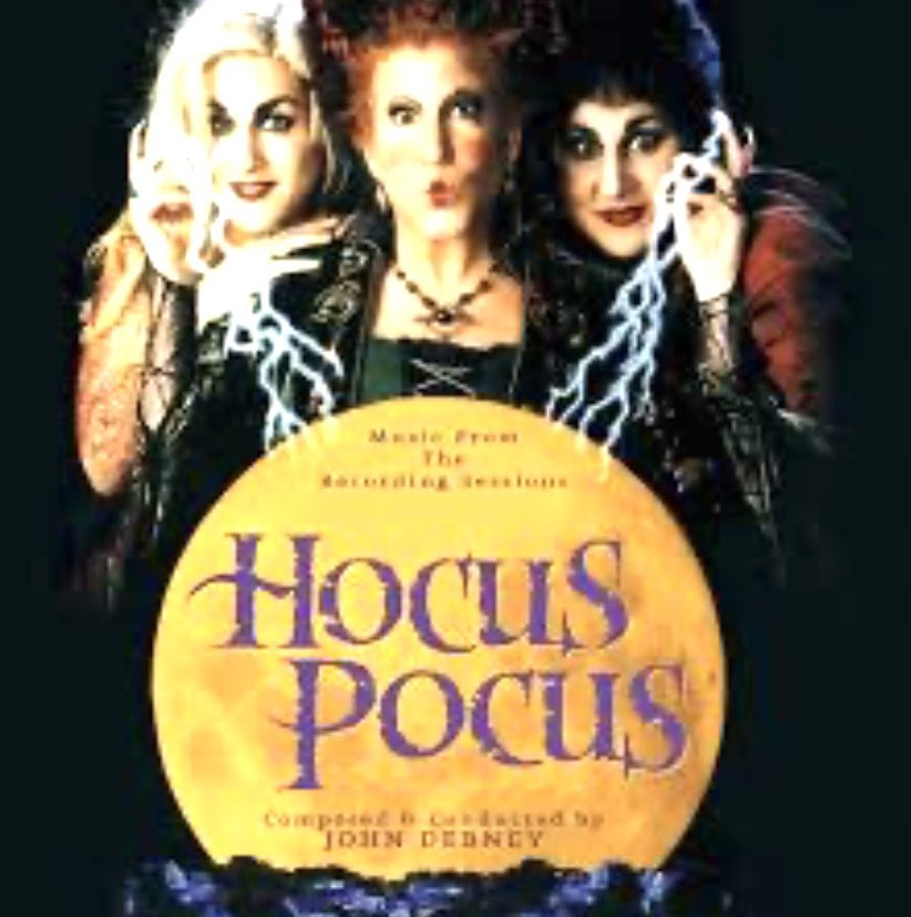 """@DisneyChris73 The #SpookySong #DisneySong #Disney💫 #SongOfTheDay for 10/26/20 is """"Come Little Children""""🎶 from the #HocusPocus soundtrack 1993. #DisneyMusic @Disney✨ https://t.co/Rr0R0LD6yO"""