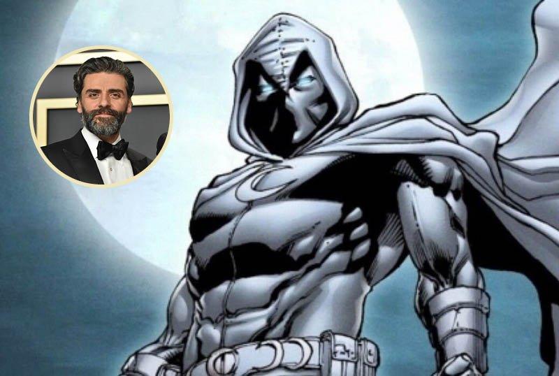 Oscar Isaac Is final Negotiations to Play #MoonKnight in Upcoming #DisneyPlus Show. #MarvelStudios #MCU #Disney #Marvel https://t.co/gGL0LvviB7