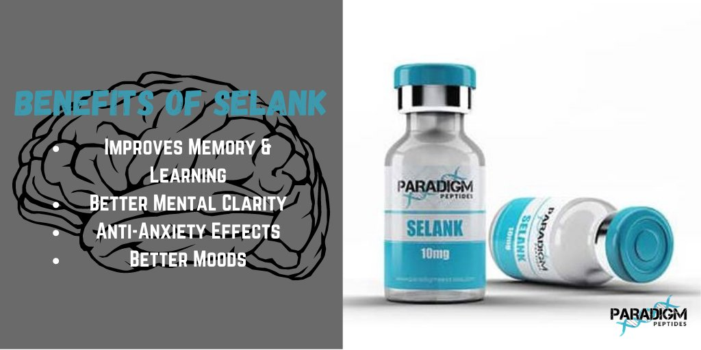 Looking for #mentalclarity? Then you need #Selank. #workout #exercise #crossfit #strong #muscleworship #physicaltraining #memory #anxiety #retweet #follow #peptides #health #fitnessaddict #bodybuilding #fitness #mood #learning #peptidesthatwork #fitfam  https://t.co/UBY3pflySj https://t.co/51LLdFOnay
