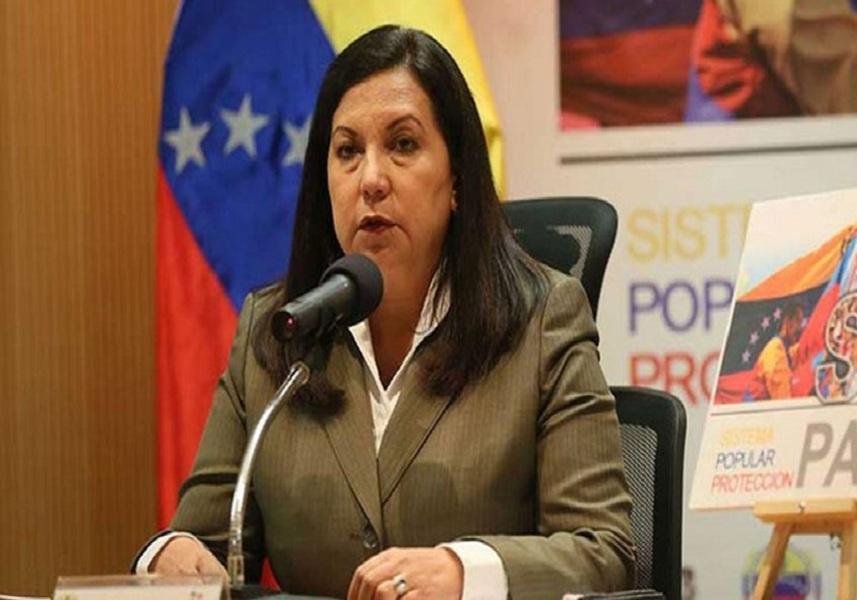 #NotiMippCI 📰🗞| Designada Carmen Meléndez, ministra del Poder Popular para Relaciones Interiores, Justicia y Paz. Lea más ⏩ https://t.co/xHlGvJs7AH #CuarentenaRadicalEficaz https://t.co/thM8VlmGKi