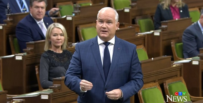LIVE NOW: MPs debate during question period: https://t.co/BifsbpqScy #cdnpoli https://t.co/j3dPRa7O3D