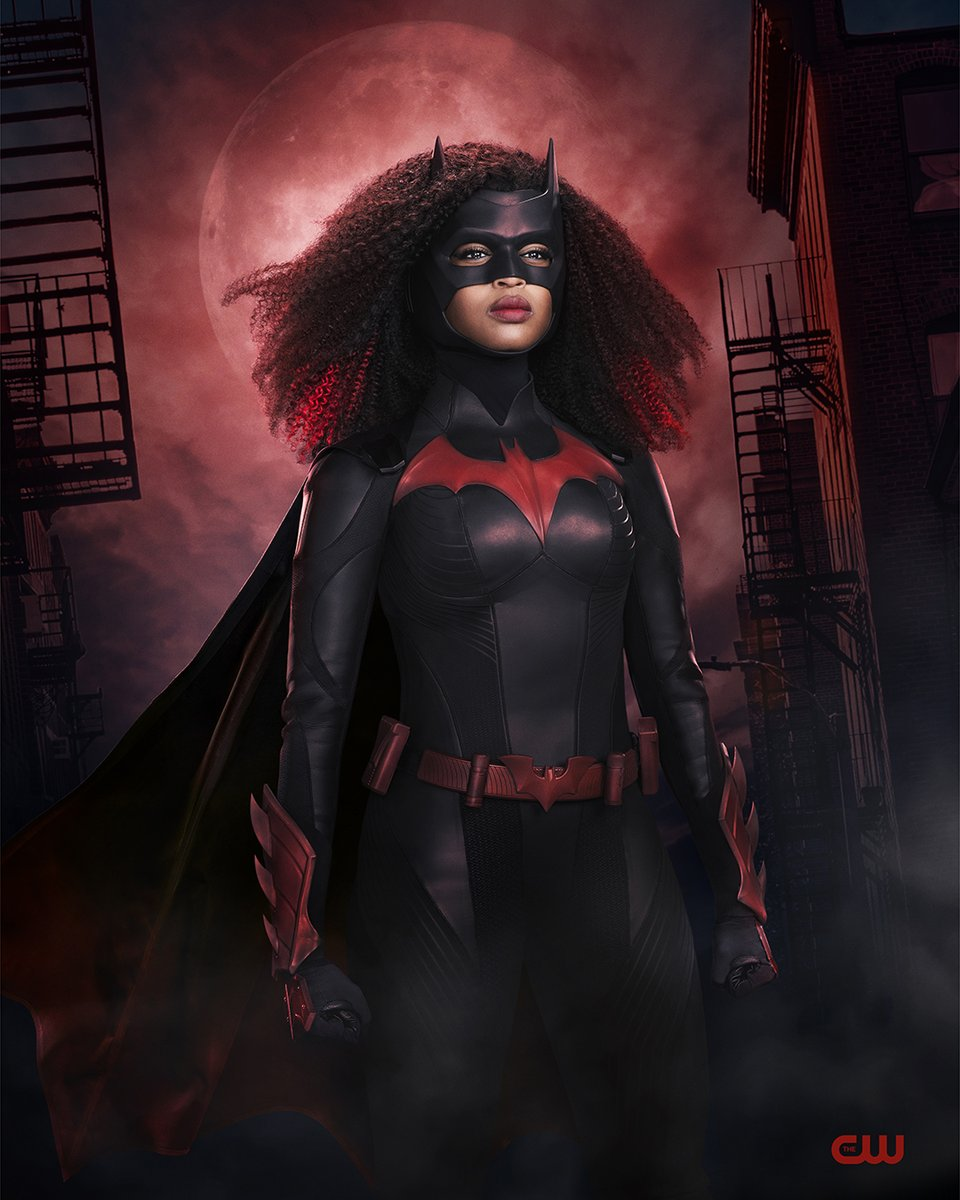 Becoming her own Batwoman 🦇 @JaviciaLeslie https://t.co/wnNCLuYI8d