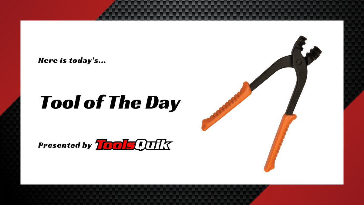 """Today's Tool of the Day is the Sur & R 2 in 1 Non-Kinking Tubing Bender for 3/16"""" and 1/4"""" Tubing!  Learn more here: https://t.co/hTnbYv5Coi  #tooloftheday #totd #cars #carlifestyle #diy #tools #car #automotive #automaintenance https://t.co/QHLU8Cg3WD"""