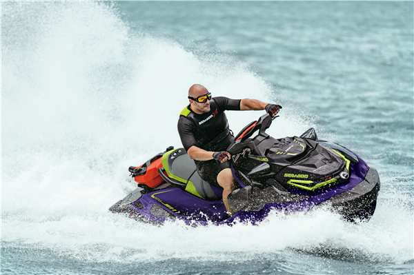 0 to 50 in under 3 seconds. The new #SeaDoo #RXPX300 hull design delivers awesome handling & acceleration, features increased storage, larger fuel capacity, and Bluetooth audio!  Check out the full 2021 Sea-Doo line-up here: 👉https://t.co/glbArWWJGe  #RIVAmotorsports #PWC #RXPX https://t.co/CQnu8TF1wU