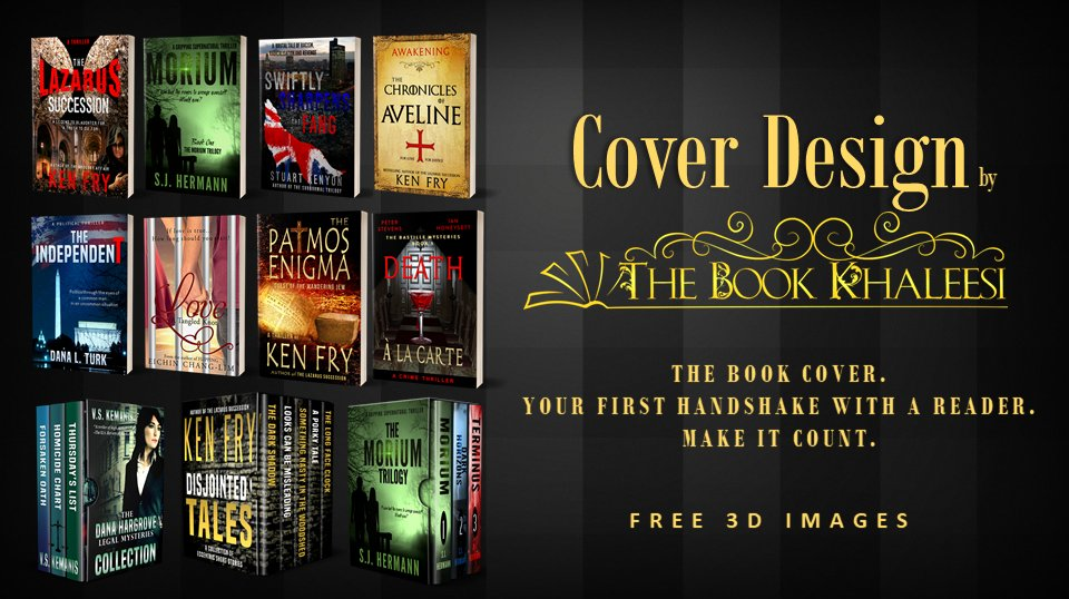 Simple or Customized Cover Designs at The Book Khaleesi Give your books a stunning and classy face. 👍 📌 https://t.co/RgGYNxSSJa  eBook Covers | Amazon Paperbacks | Book Design | Boxed Set  Cover Animation | 3d Images #thebookkhaleesi #coverdesign #bookcovers  #writingcommunity https://t.co/gmLw6cNUhJ