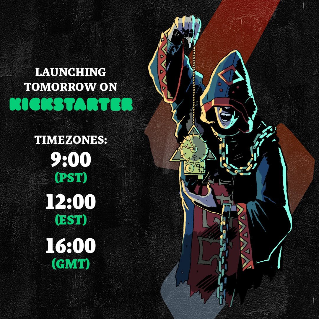 Shiver launches tomorrow! We're looking forward to revealing the Kickstarter to the world!  #horror #rpg #kickstartergames #ttrpg #shiverrpg #illustration https://t.co/1KBu4ANylw