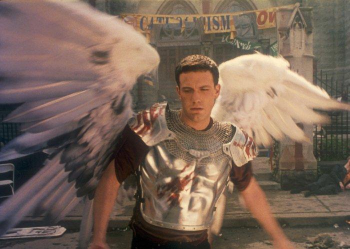 Ben Affleck as Bartleby in Dogma (1999) Dir. @ThatKevinSmith https://t.co/cxPO9eMJcB