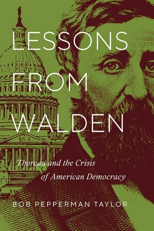 test Twitter Media - Was Thoreau the original social-distancer? Bob Pepperman Taylor '80, P'06, author of Lessons from Walden: Thoreau and the Crisis of American Democracy (@UNDPress), has the answer.   Read via Wesleyan University Magazine: https://t.co/iiWvUBwGd5 #WesEngage2020 #KeepWesSafe https://t.co/XvtqTxZUxv