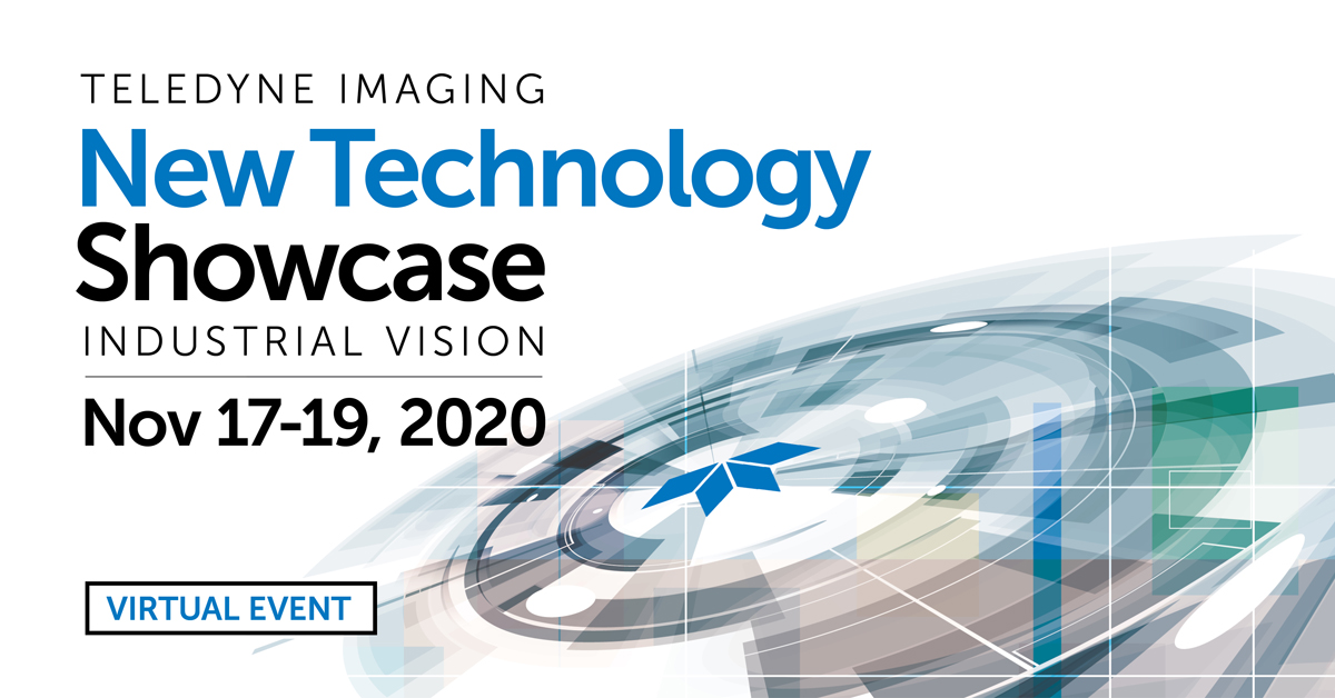 Please join us for this multi-session, virtual event to learn about the newest and most innovative #imaging solutions from #TeledyneImaging! You can sign up for one or all six technology sessions: https://t.co/DjGaRx8k3M #ntsvision2020 #CMOS #sensors #3D #AI #machinelearning https://t.co/IbOyB7Dr4v