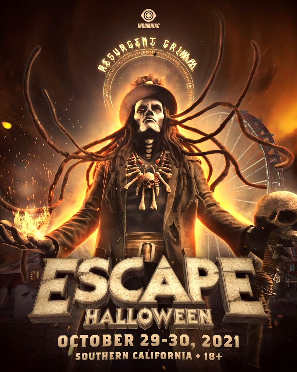 @EscapeHalloween's photo on SoCal