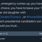 Image for the Tweet beginning: #HunterBiden or ...