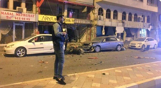 Теракт в Искандеруне