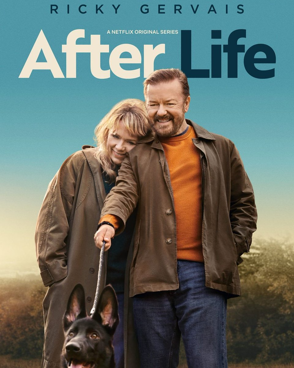 201 Just finished watching After Life Series 2 #AfterLife #TVseries #rickygervais #emotionalrollercoaster https://t.co/5dNnNJqCTM