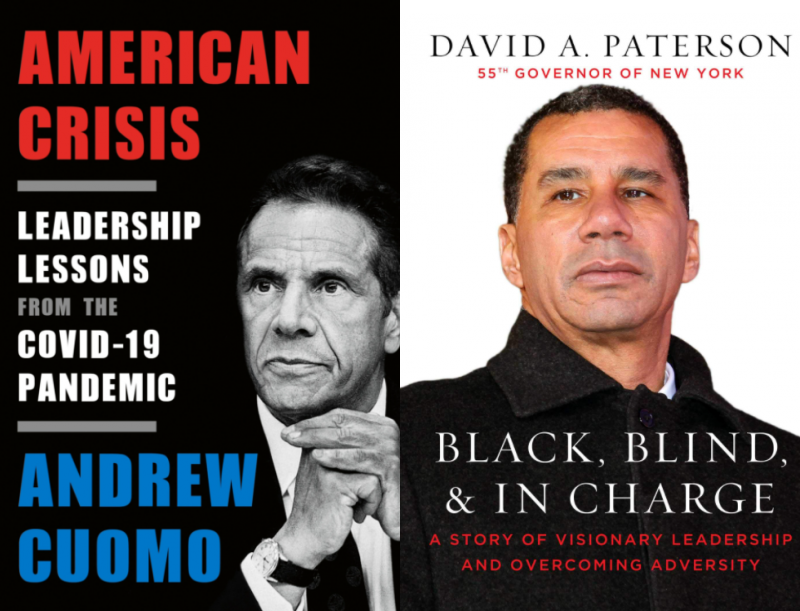 #SpoilerAlert: if you plan to read recent memoirs by  @NYGovPaterson55 and @NYGovCuomo, don't read my review of both that appeared today in @EmpireReportNY.   Everyone else, have a look. https://t.co/U7J1iWMwNp https://t.co/xAf9VylGPh