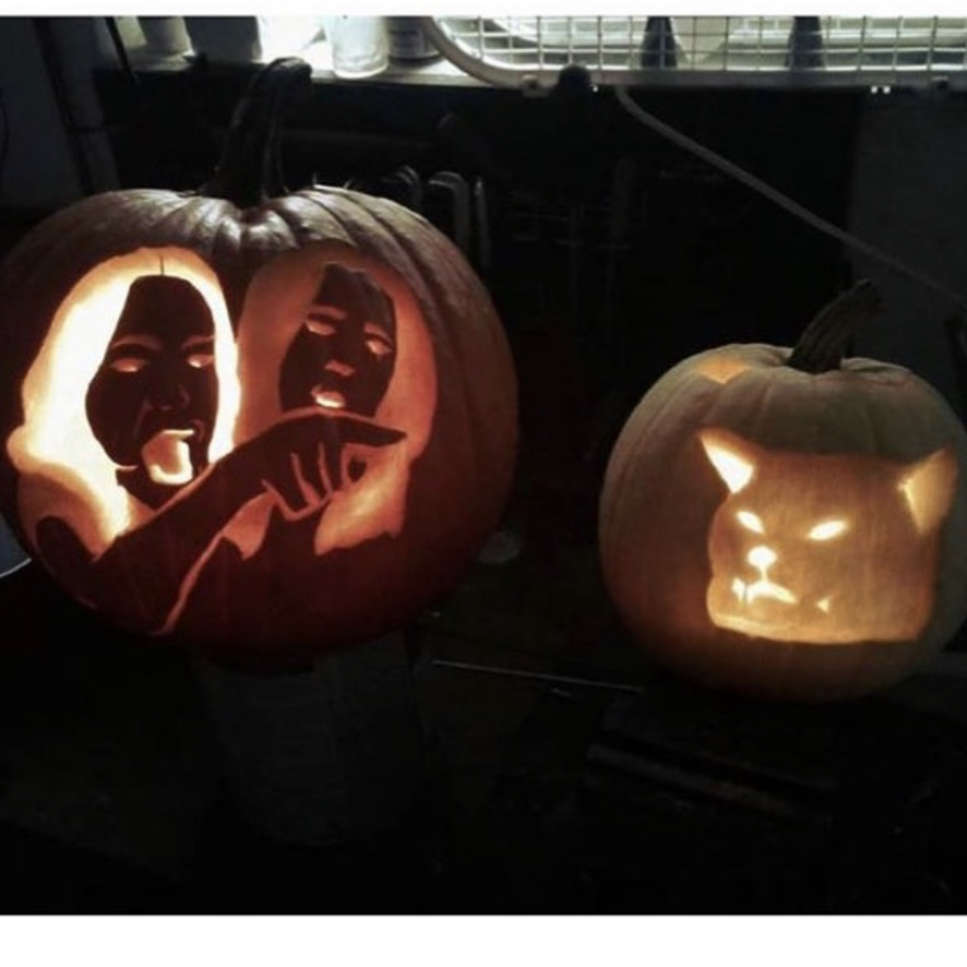 Whoever made this has won Halloween.