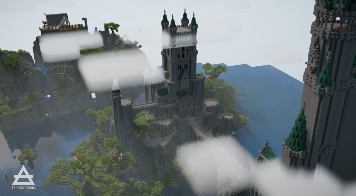 The vicinity of the Iron Islands to the capital is strategic and helps maintain the authority of the Empire.  #mmorpg #Minecraft #minecraftart #MinecraftServer #Minecraftbuilds #epic #fantasy #medieval #castle #inspiration #landscape #Gorgeous https://t.co/d5fhhCGSP4