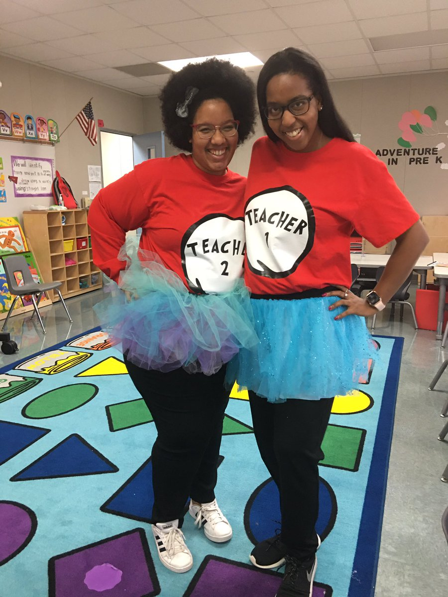 This week is red ribbon week. My fabulous mentor and I twinned out as Teacher 1 and Teacher 2 while spreading awareness for making healthier choices ☺️ @KirkElementary #kirladventures2021 #RedRibbonWeek2020 #Spreadlove #spreadjoy https://t.co/XSuxFKyGsI