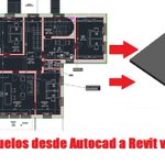 """Image for the Tweet beginning: """"Importar Suelos desde #Autocad a"""