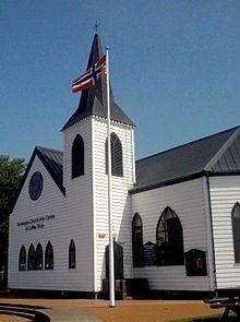 Norwegian Lutheran Church, Cardiff