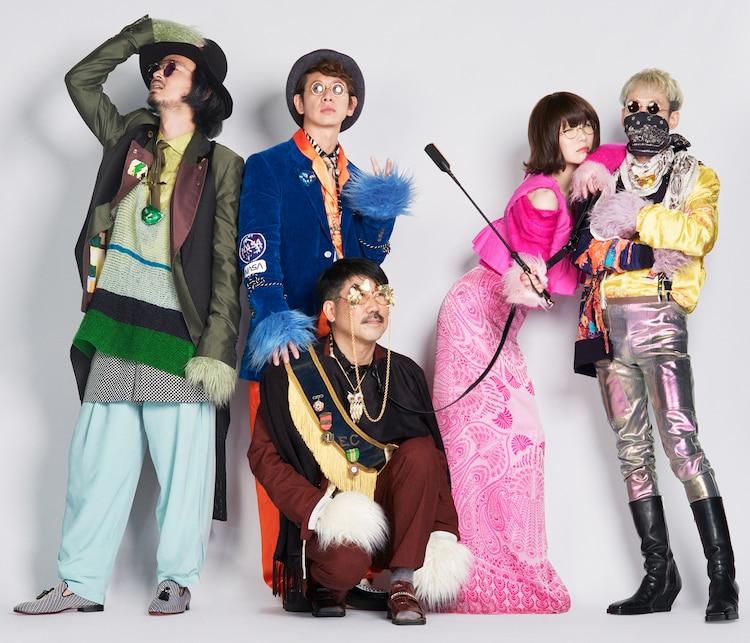 東京事変、椎名林檎と中学時代から交流のある山口紗弥加が主演務めるドラマに主題歌書き下ろし(コメントあり) #38歳マッチングアプリ