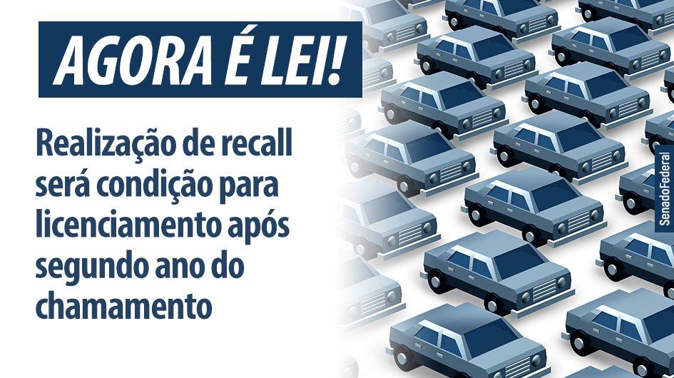 A Lei n. 14.071/20, sancionada este mês, promove uma série de alterações no Código de Trânsito Brasileiro (CTB). Seu texto passa a valer a partir de abril de 2021. Saiba mais: https://t.co/sb5Eu4Paar https://t.co/KkjmbljS3L