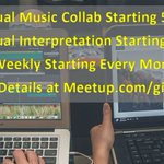 Image for the Tweet beginning: Weekly #monday #music #collaboration and