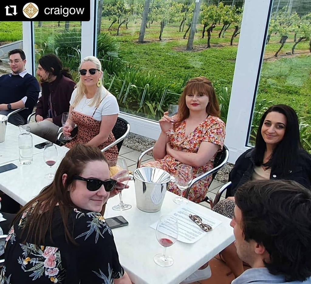 From Instagram: https://t.co/ARmgKa3FPZ  #TassieWine  #Repost @craigow • • • • • • Cellar door birthday. Three cheers! #taswinetours #tasmanianwinetours #hobartandbeyond #gtwinemag #tasmania #foodandwine https://t.co/HKMMQeu0Wo