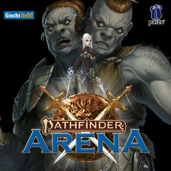 RPG publisher Paizo will team up with Italian games maker Giochi Uniti to crowdfund Pathfinder Arena. https://t.co/S9DIKQiwX5 https://t.co/xn92nrZkzU