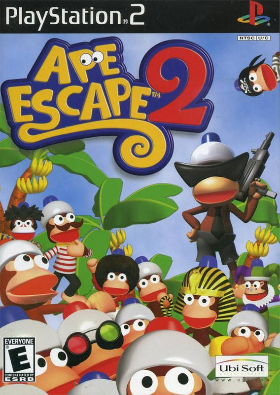 The apes are loose and causing havoc again and its your job to catch them as Jimmy in a spectacular adventure called Ape Escape 2 #adventure #action #retrogaming #exclusive #playstation https://t.co/mFRPLEzhy8