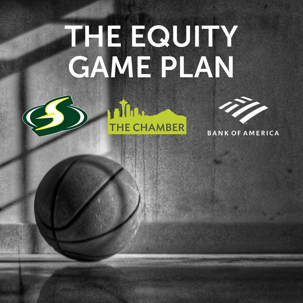 Build a more equitable workplace and community! ✊  Join us TOMORROW for a panel discussion with Storm Co-Owner Dawn Trudeau, Assistant Coach @IAmSoLA45, @BankofAmerica, @SeattleChamber, and others.    Proceeds benefit @byrdbarrplace!   Register ⬇️️ https://t.co/M9bV1DPjLc https://t.co/mDs7tQpwPW